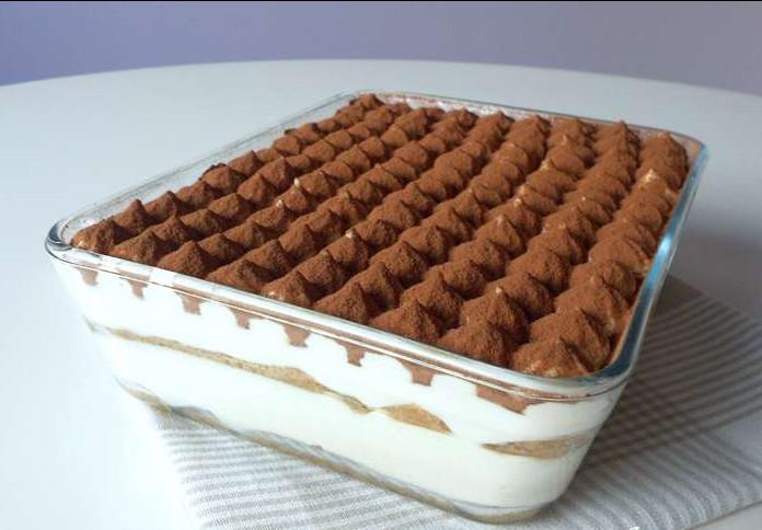 Тирамису из печенья в домашних условиях