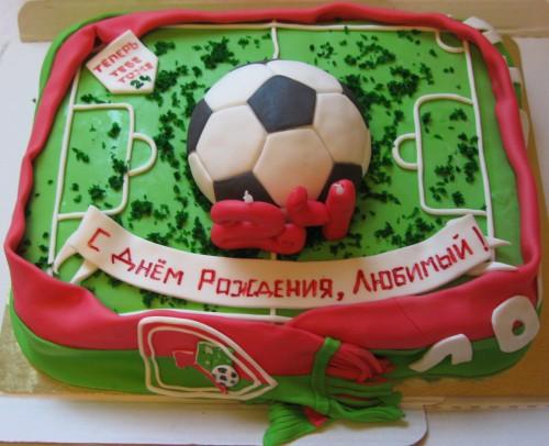 Торт с рисунком челси фото