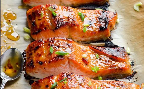 лосось-по-тайски
