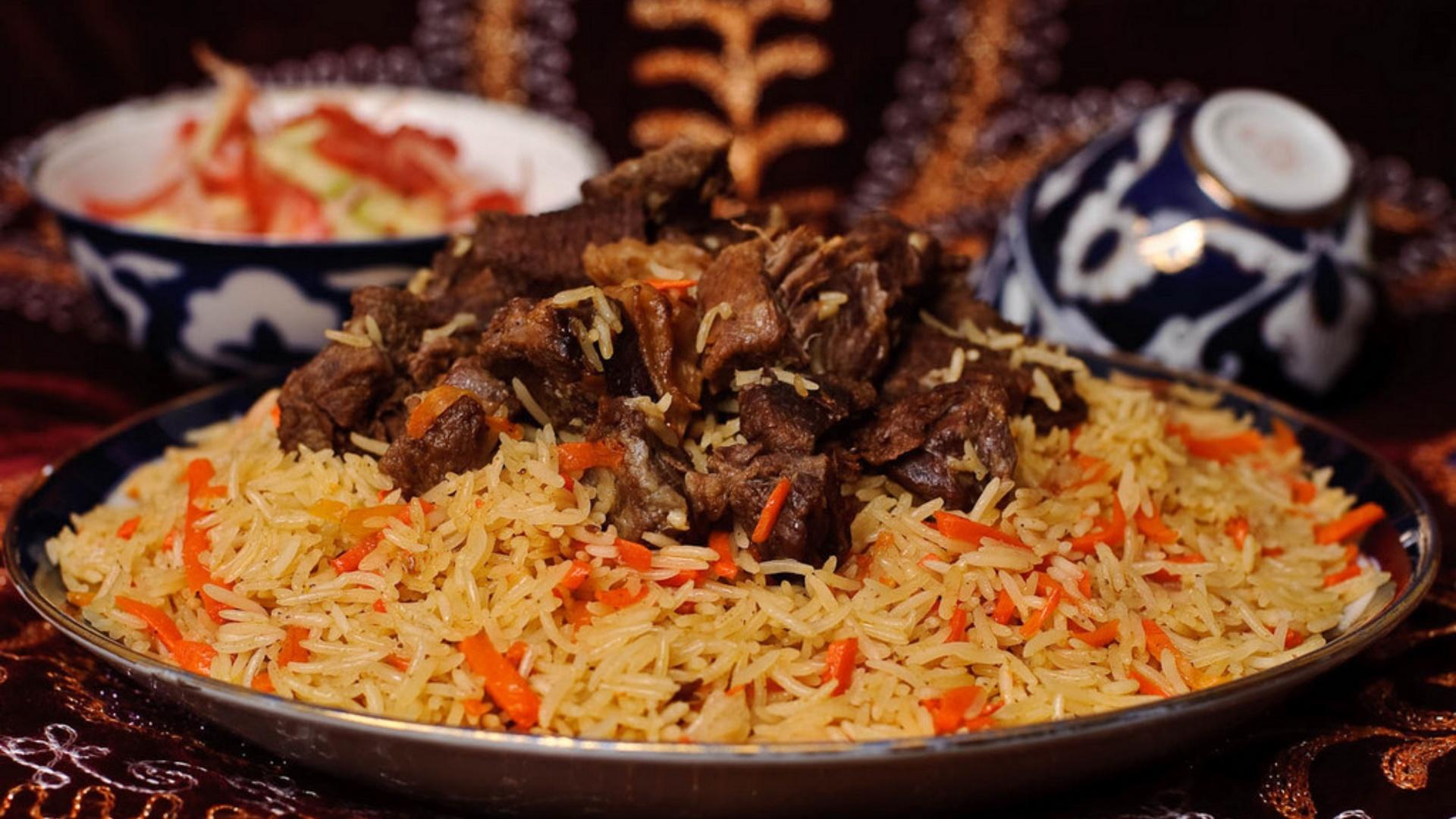 Плов по туркменски пошаговый рецепт