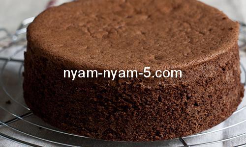 genoise-au-chocolat-recette-cyril-lignac